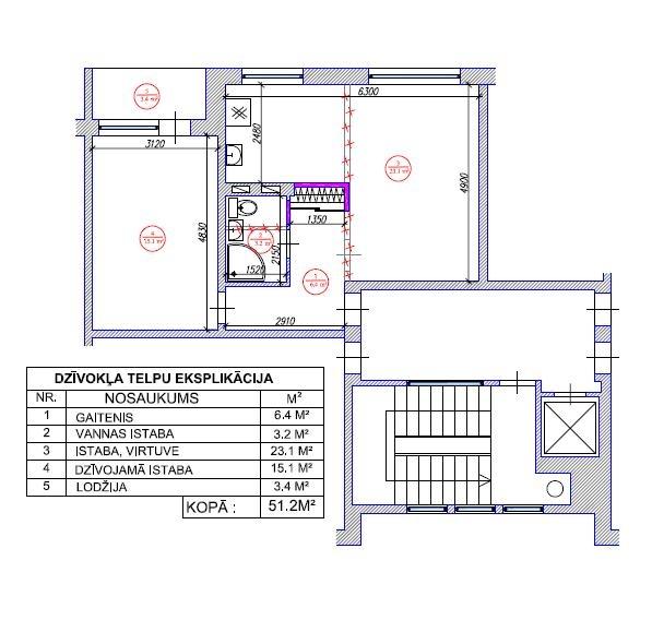 Ремонт однокомнатной квартиры под ключ СПб