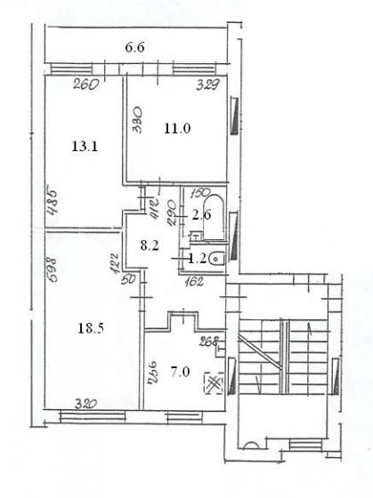 103 sērijas 3 ist. dzīvoklis