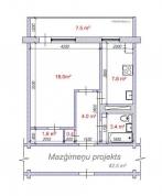 План квартиры / Малосемейка