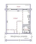 Перепланировка квартиры / Малосемейка