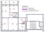 4-ist. dzīvokļa pārplānošana / 467 sērija