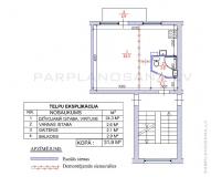 1-ist. dzīvokļa pārplānošana 1-467A sērija